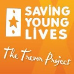 Trevor Project Saving Young Lives Graphic