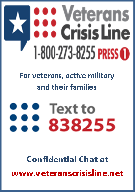Veterans Lifeline Graphic
